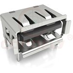 DS1095-06-BNR0, Разъем USB-A на плату угловой
