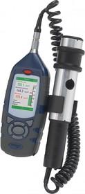 Портативный прибор для измерения массовой концентрации аэрозольных частиц,