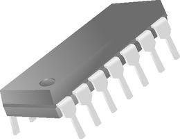Фото 1/2 LM324AN, Операционный усилитель, 4 усилителя, 1.2 МГц, 0.5 В/мкс, 3В до 32В, ± 1.5В до ± 16В [DIP-14]