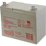 GP12340 WBR, аккумулятор свинцовый