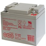 GP12400 WBR, аккумулятор свинцовый