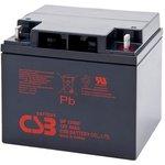 GP 12400, аккумулятор свинцовый