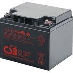 GPL 12400, аккумулятор свинцовый