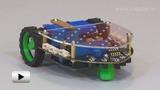 Смотреть видео: Shield Bot, Роботизированная платформа для Arduino