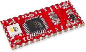 Фото 1/3 Мелисса, Arduino Mini, программируемый контроллер на базе ATmega328P-AU + Neopixel