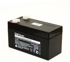 Фото 1/2 Аккумулятор свинцово-кислотный GoPower LA-1212 12V 1.2Ah (1/20)