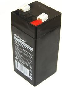 Фото 1/3 Аккумулятор свинцово-кислотный GoPower LA-435 4V 3.5Ah (1/20)