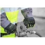 Фото 4/9 Перчатки VV904 NYSOS антивибрационные, размер 10 VV904JA10