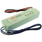 LPV-60-24, AC/DC LED, 24В,2.5А,60Вт,IP67 блок питания для светодиодного освещения