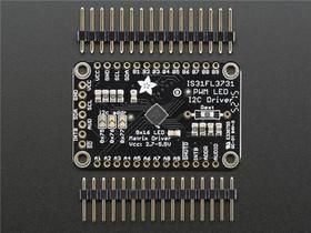 Фото 1/2 2946, 16x9 Charlieplexed PWM LED Matrix Driver - IS31FL3731