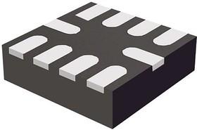 TMP461AIRUNT, Датчик температуры цифровой, Serial (2-Wire, SMbus) [WQFN-10]