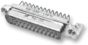 DD-50P-1A7N-K87, Разъем D Sub, угловой, Standard, Штекер, Серия D, 50 контакт(-ов), DD, Пайка