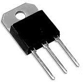 КТ8158А, Транзистор биполярный Дарлингтона, NPN, 60В, 12А, 125Вт [КТ-43 / ТО-218] (=BDV65)