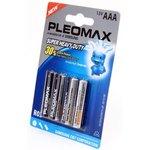 PLEOMAX R03 BL4, Элемент питания