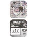 MAXELL SR516SW 317, Элемент питания