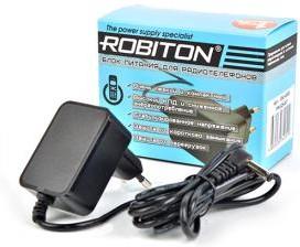 Фото 1/2 ROBITON ID6,5-500S угловой 4,8x1,7/15 (+), Адаптер/блок питания