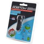 ROBITON QCharger/Auto (12-24V) + MicroUSB, 1м BL1, Адаптер/блок питания автомобильный
