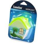 """Camelion NL-173 """"Домик"""" ночник с выключателем, 4LED BL1 ..."""