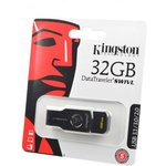 KINGSTON USB 3.1/3.0/2.0 32GB DataTraveler SWIVL металл с ...