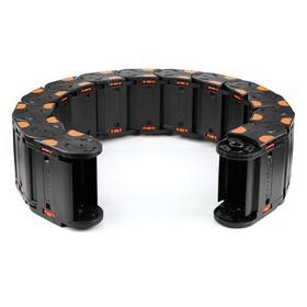 Перекатной кабельный трак для ЧПУ, CNC, 3D оборудования PowerLine MP 41.3 084 RV200 1001мм