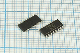 Фото 1/2 Микросхема CY801\SOP-16\радио\CY [300~450МГц][RF Module]