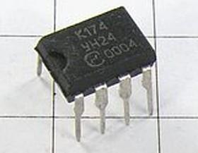 Микросхема К174УН24\DIP-8\