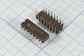 Микросхема К531ИР20\DIP-16\