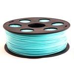 ABS-пластик 1.75 мм (1 кг) Небесный, Пластик для 3D принтера