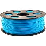 HIPS-пластик 1.75 мм (1 кг) Синий, Пластик для 3D принтера