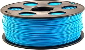 PLA-пластик 1.75 мм (1 кг) Голубой, Пластик для 3D принтера