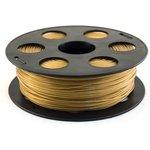 PLA-пластик 1.75 мм (1 кг) Золотистый металлик ...