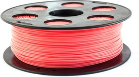 PLA-пластик 1.75 мм (1 кг) Коралловый, Пластик для 3D принтера