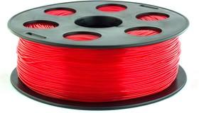 Watson-пластик 1.75 мм (1 кг) Красный, Пластик для 3D принтера