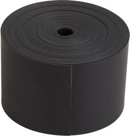 48-9026, Термоусаживаемая лента с клеевым слоем 25 мм х 1,0 мм, черная, ролик 5 м, ТЛ-1,0
