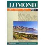 Бумага Lomond 0102129 A3/95г/м2/100л./белый матовое для ...