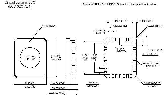 LCC32_QFN32